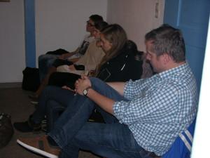 Workshop im Brückenhaus