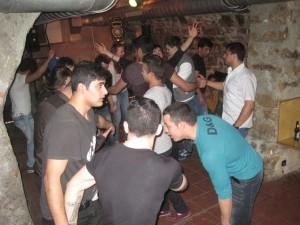 Projekt-Party Linde 2