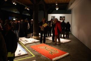 Die Ausstellung im neuen Gebäude